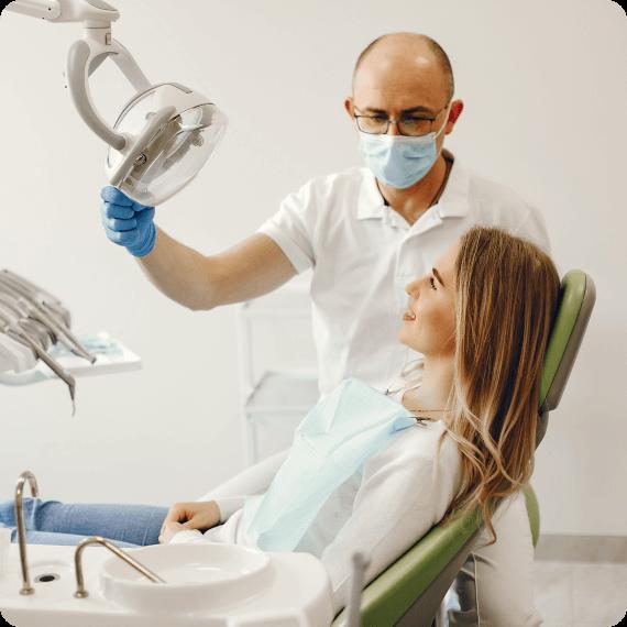 Стоматолог терапевт, фото